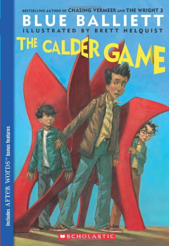 Cover of The Calder Game