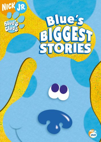 Blue's Clues: Blue's Biggest Stories [DVD] [Import]