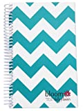 2014-15 Academic Year bloom Daily Day Planner Fashion Organizer Agenda August 2014 Through July 2015 Teal Chevron
