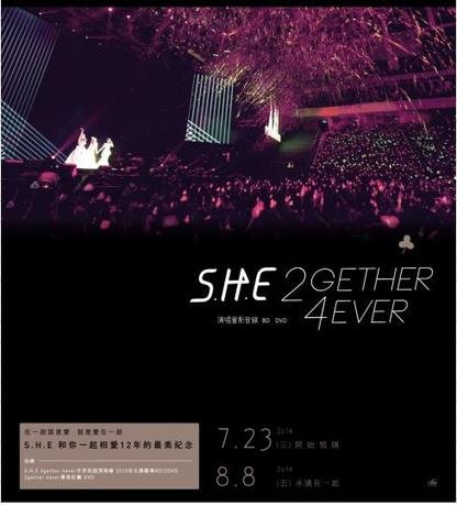 2gether 4ever: 2013 Live [DVD] [Import]