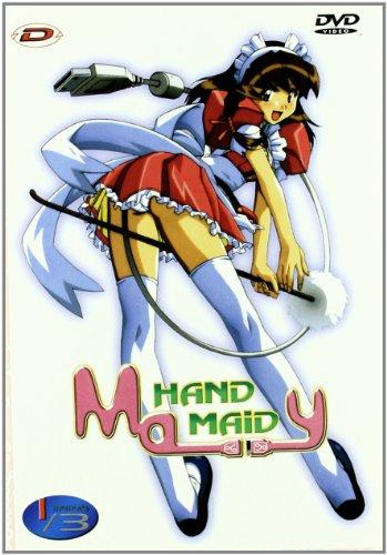 HAND MAID メイ コンプリート DVD-BOX (全11話, 275分) ハンドメイドメイ アニメ [DVD] [Import] [PAL, 再生環境をご確認ください]