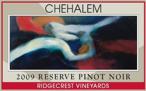 2009 Chehalem Pinot Noir Reserve, Ribbon Ridge 750 Ml