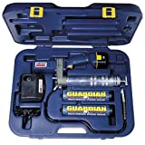 Lincoln Lubrication 1242 12 Volt DC Cordless Rechargeable Grease Gun With Case And Charger