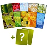 Puretree Essence Masks From Korea (Set of 12)