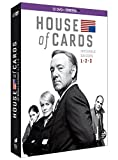 House of Cards - Intégrale saisons 1-2-3 [DVD + Copie digitale]