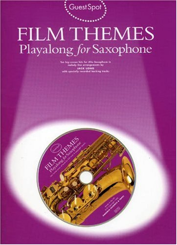 Film Themes: Playalong for Saxaphone