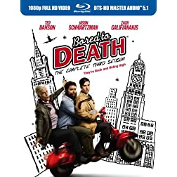 Bored to Death: The Complete Third Season [Blu-ray]