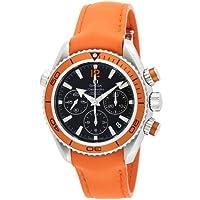 [オメガ]OMEGA 腕時計 シーマスタープラネットオーシャン ブラック文字盤 600M防水 コーアクシャル自動巻 クロノグラフ 222.32.38.50.01.003  【並行輸入品】