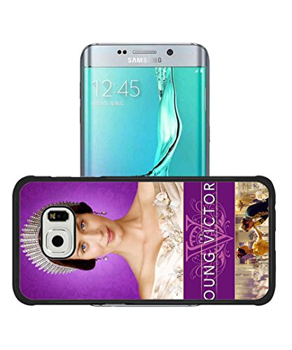 Samsung Galaxy S6 Edge Custodia The Young Victoria TV Serien Ultra Protettiva Samsung Galaxy S6 Edge Custodia Case Cover, Shell Unique Design TV Show Samsung Galaxy S6 Edge Custodia Cover