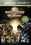 Mortal Kombat vs. DC Universe - Wii