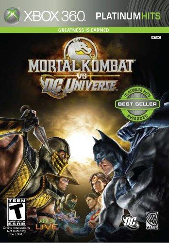 Mortal Kombat vs. DC Universe - Xbox 360 (Marvel Games For Xbox 360 compare prices)