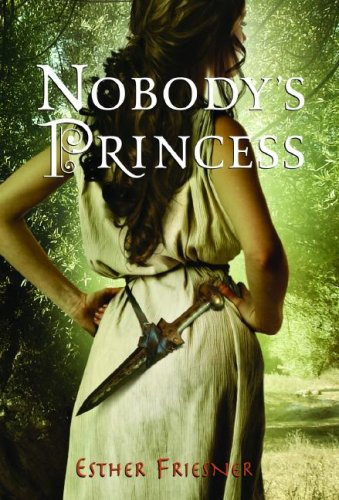 Cover of Nobody's Princess (Princesses of Myth)