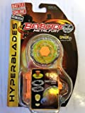 Beyblade Metal Fury Hyperblades Flash Sagittario BB-126-FX 230WD Stamina with Spark FX armed-up Colors!