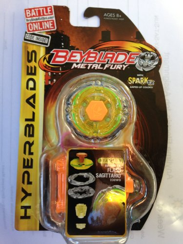 Other toys beyblade metal fury hyperblades flash - Beyblade metal fury 7 ...