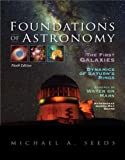 Foundations Astronomy (0495110493) by Seeds, Michael A.