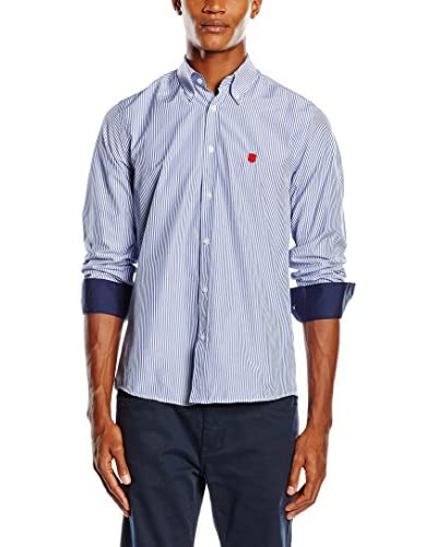 POLO CLUB Camicia Uomo Gentle Trend [Blu Navy]