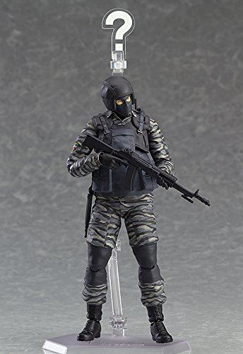 figma METAL GEAR SOLID2 SONS OF LIBERTY ゴルルコビッチ兵 ノンスケール ABS&PVC製 塗装済み可動フィギュア