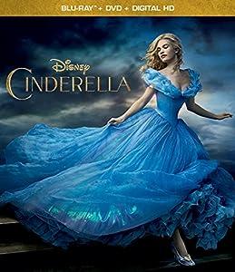 Cinderella 2-Disc Blu-ray + DVD + Digital HD from Walt Disney Studios