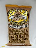 Dirty Sea Salted Potato Chips, 2 Ounce -- 25 per case.