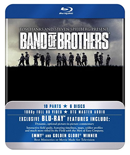 Band Of Brothers (Region Free)