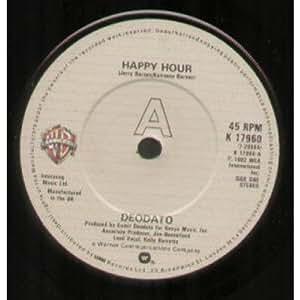 Deodato Happy Hour Sweet Magic Night Cruiser