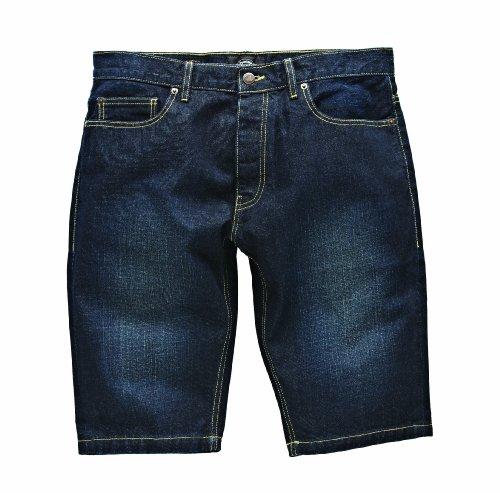 Dickies - Michigan Short, Pantaloncini sportivi Uomo, Blu (Vintage Wash), W32 (Taglia Produttore: 32)
