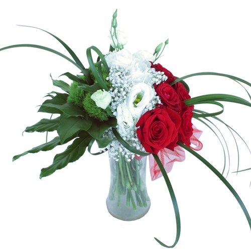bouquet-fiori-freschi-forza-azzurri-per-tifare-italia-interflora