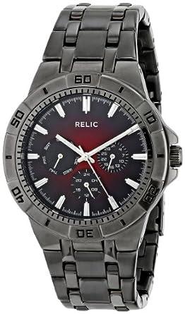 Relic Men's ZR15514 Analog Display Analog Quartz Grey Watch