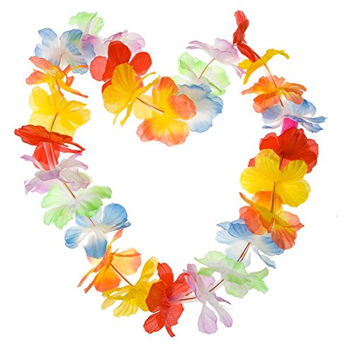 Light Up Flower Lei