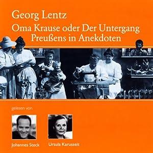 Oma Krause Hörbuch