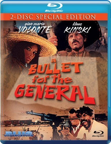 A Bullet for the General (2-Disc Special Edition) [Blu-ray] by Blue Underground