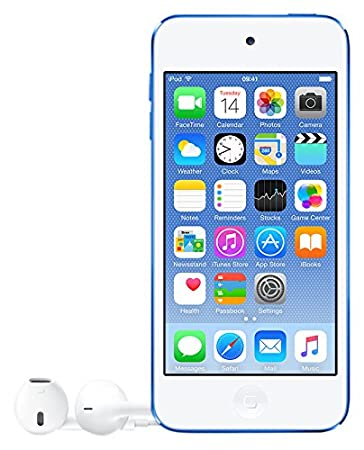 Apple iPod Touch 6th Generation,2015 Edition,MKWP2VC/A 128 GB at amazon