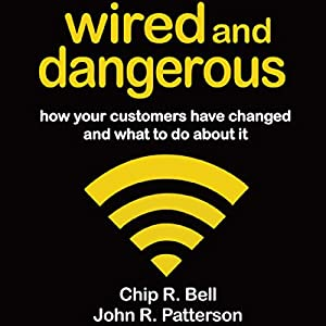 Wired and Dangerous Audiobook