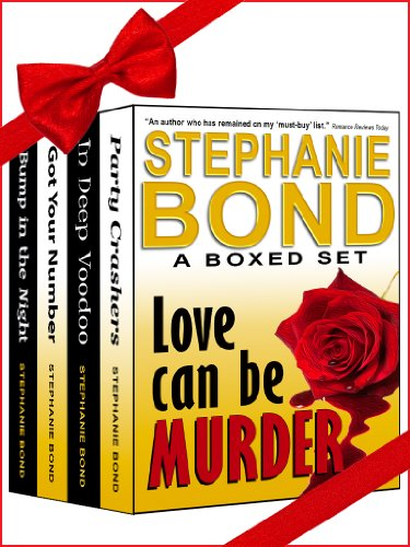 Love Can Be Murder (boxed set of humorous mysteries) by Stephanie Bond