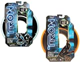 Tron Legacy Identity Disc Roll Play: Rinzler & Sam 2 Lot Set