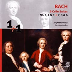 Suite No.3 in C major, BWV 1009: III. Courante