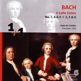 Suite No. 6 in D major, BWV 1012: V. Gavotte I-Gavotte II-Gavotte I