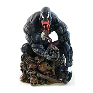 Sugita Unproduction Marvel Spider Man Venom Statue
