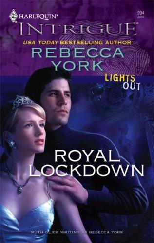 Image for Royal Lockdown (Harlequin Intrigue Series)