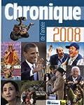 Chronique de l'ann�e 2008