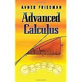 Advanced Calculus (Dover Books on Mathematics) ~ Avner Friedman