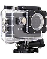 "Andoer A7 HD 720p Sport Mini DV Caméra 2.0"" LCD 90 ° Grand Angle 30M Etanche"