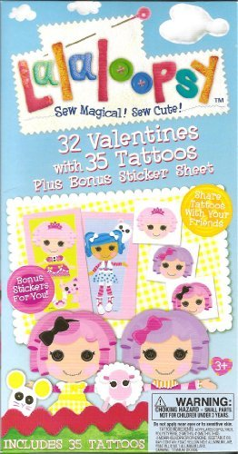 lalaloopsy-valentines-day-cards-32-sticker-cards-35-tatoos-plus-bonus-sticker-sheet-by-lalaloopsy