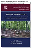 Forest Monitoring: Chapter 14. Litterfall-Biomass, Chemistry, Leaf Area, and Links with Wider Ecosystem Functioning (Developments in Environmental Science)