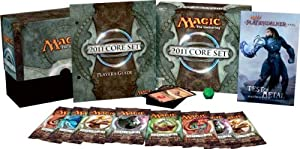 Magic the Gathering - MTG: 2011 Core Set M11 Fat Pack!