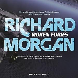 Woken Furies | Livre audio