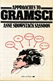 img - for Approaches to Gramsci book / textbook / text book