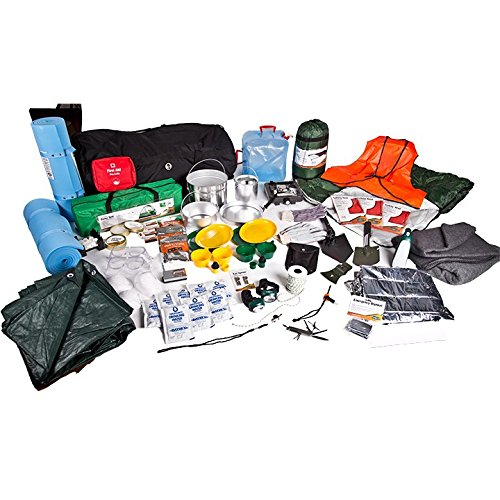 Stansport 99775 Ultimate Emergency Family Prep Kit front-358116