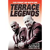 Terrace Legends - The Most Terrifying and Frightening Book Ever Written About Soccer Violenceby Cass Pennant