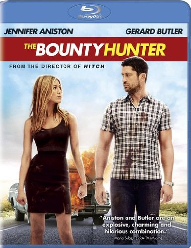 The Bounty Hunter (+ Digital Copy) [Blu-ray]